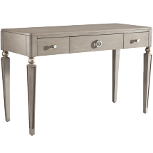 Savannah dressing table with mirror