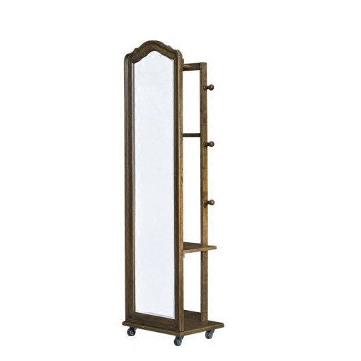 Taylor Coat Rack with Mirror