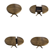 Taylor round Wood Dinning table