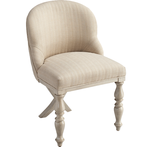 Taylor cloth chair(set of 1 )