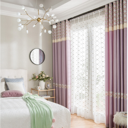 Simple modern Curtain