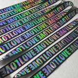 Handmade Custom Men Body Harness Chest Harness Holographic Harness Circuit Party Harness Music Festival Wear Burning Man Outfits Rave Outfit