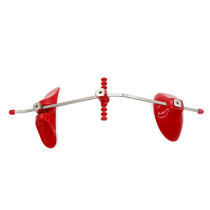 New arrival Dental orthodontic Forward pull Facemask single bars red color
