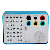 Dental 41 holes disinfection box with clean station for endo files gutta percha