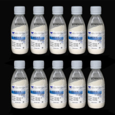 100g/bottle Dental Artificial Teeth Resin Shade 3# Self-cure 10 Bottles IT