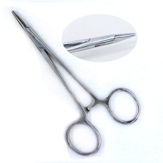 1 pc Dental Instrument stainless steel Needle Holder 17 CM