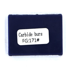 SUPÉR Carbide Burs Friction Grip, Midwest Type For high speed handpiece FG171