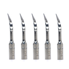 5pcs Dental Untrasonic Scaler Tip G4 For EMS/Woodpecker scaler