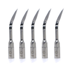 5pcs Dental Untrasonic Scaler Tip G3 For EMS/Woodpecker scaler