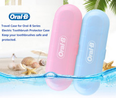 Oralb Replacement Travel Electric Toothbrush Box Portable Electric Toothbrush and Heads Travel Case Protection Box for Oral B