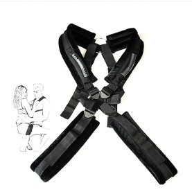BDSM Play Sex Fetish Swing Harness for Couples Adult Toys Gifts for Lover