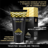 50ml Male Penis Enlargement Cream XXL Big Dick Enhancement Gel Strong Sex Lube Fragrance Titan Gel Penis Extender Perfume Men