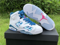 Air Jordan 6 GS GreenAbyss