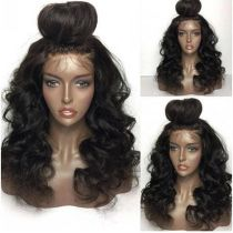 Free Shipping Loose Wave Hair Natural Color Good Quality Lace front wig,360 lace wig,full lace wig