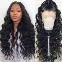 Very popular top quality virgin brazilian hair loose wave Lace Front Wigs,360 Lace wig ,full lace wig