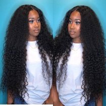 Wholesale Price Water Wave Brazilian Hair Wig Good Quality Lace Front Wigs,360 Lace wig ,full lace wig