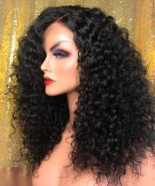 Top Quality Best Selling Deep Curly Brazilian Hair Wig Good Quality Lace Front Wigs,360 Lace wig