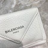 バレンシアガコピー 財布 BALENCIAGA 2020新作 三つ折財布