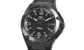 IWCコピー インヂュニア オートマティック AMGブラックシリーズ セラミック Cal.80110自動巻きムーブメント 28800振動/時 IW322503