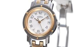 エルメススーパーコピー時計 クリッパー ナクレ クォーツムーブメント搭載 CL4.220.212/3823