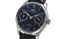 IWC ポルトギーゼ オートマチック Cal.52010自動巻きムーブメント 28800振動/時 IW500703