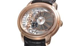 オーデマ・ピゲコピー時計 ミレネリー Cal.4101自動巻きムーブメント搭載 28800振動/時 15350OR.OO.D093CR.01