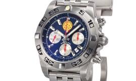 ブライトリングコピー時計 クロノマット44 パトル-ユ ド フランス ETA7750自動巻きムーブメント搭載 A013CPFPS