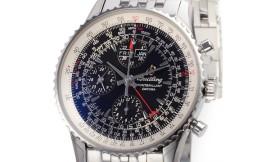 ブライトリング時計コピー モンブリラン ダトラETA7751自動巻きムーブメント搭載 28800振動/時 A213B58NP