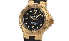 ブルガリコピー時計 ディアゴノ プロフェッショナル アクア 自動巻きムーブメント DP42BGVDSD