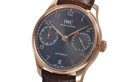 IWC ポルトギーゼ オートマチック Cal.52010自動巻きムーブメント 28800振動/時 IW500702