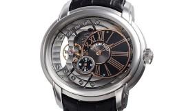オーデマ・ピゲコピー時計 ミレネリー Cal.4101自動巻きムーブメント搭載 28800振動/時 15350ST.OO.D002CR.01