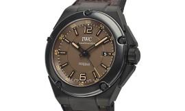 IWCコピー インヂュニア オートマティック AMGブラックシリーズ セラミック Cal.80110自動巻きムーブメント 28800振動/時 IW322504