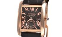カルティエコピー時計 タンク MC Cal.1904MC自動巻きムーブメント W5330002