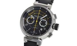 ルイ・ヴィトン時計コピー タンブール フライバッククロノ 自動巻きムーブメント搭載 ヴォレ2 デイト表示 Q102B