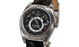 ロレックス時計コピー スカイドゥエラーCal.9001自動巻きムーブメント搭載 326139