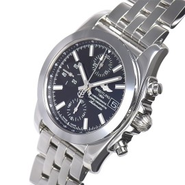 ブライトリングコピー時計 クロノマット38 スリークT ETA7750自動巻きムーブメント搭載 W131E92PA