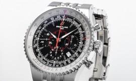 ブライトリング時計コピー モンブリラン レジェンド リミテッドETA7753自動巻きムーブメント搭載 28800振動/時 A235B24NP