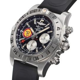 ブライトリングコピー時計 クロノマット44 GMT パトルーユスイス ETA7750自動巻きムーブメント搭載 A042BPSVRC