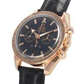 オメガ時計コピー スピードマスター ブロードアロー Cal.3303自動巻きムーブメント搭載 28800振動/時 3653.80.33