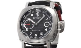パネライ時計コピー フェラーリ ETA7750自動巻き搭載 28800振動/時 グラントゥーリズモ FER00001