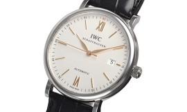 IWC ポートフィノ Cal.35111自動巻きムーブメント 28800振動/時 IW356517