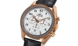 オメガ時計コピー スピードマスター ブロードアロー Cal.3320自動巻きムーブメント搭載 28800振動/時 3654.20.31