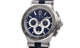 ブルガリコピー時計 ディアゴノ カリブロ 自動巻きムーブメント DG42C3SLDCH