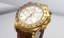 ロレックス時計コピー デイトナCal.4130自動巻きムーブメント搭載 28800振動/時 116518NG