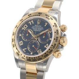 ロレックス時計コピー コスモグラフ デイトナ Cal.4130搭載 28800振動/時 自動巻き 116503