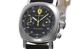 パネライ時計コピー スクーデリ ETA7750自動巻き搭載 28800振動/時 アクロノグラフ FER00019