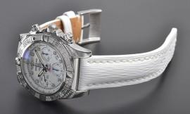 ブライトリングコピー時計 クロノマット41 自動巻きクロノメーター搭載 AB0140AF/A744