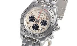 ブライトリングコピー時計 クロノマット44 エアボーン クロノマット ETA7750自動巻きムーブメント搭載 A005G86PA