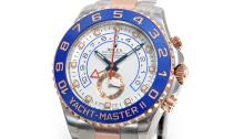ロレックススーパーコピー ヨットマスターII Cal.4161自動巻きムーブメント搭載 28800振動/時 116681