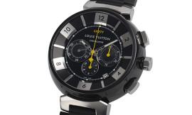 ルイ・ヴィトン時計コピー タンブールインブラッククロノ 自動巻きムーブメント搭載 デイト表示 Q114KO